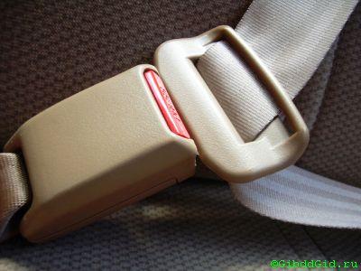 Штраф за ремень безопасности, размер штрафа за не пристегнутый ремень безопасности